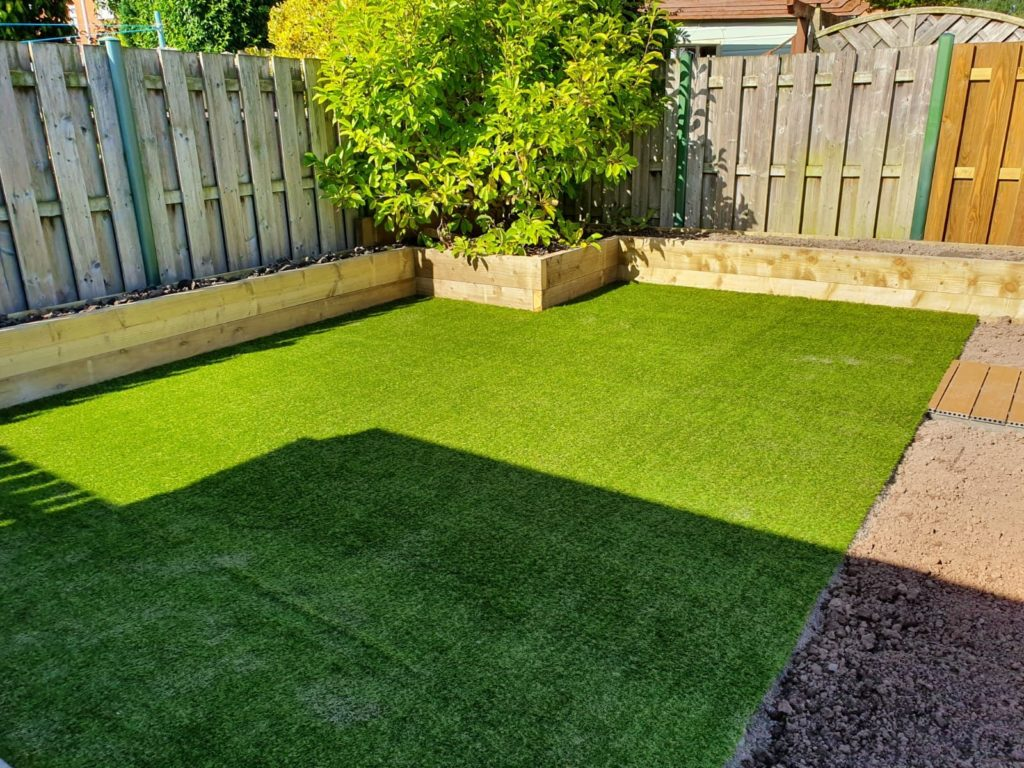 Second Artificial Lawn